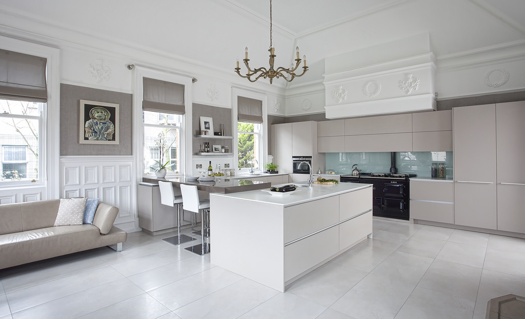 Cashmere Space Alwood Kitchens