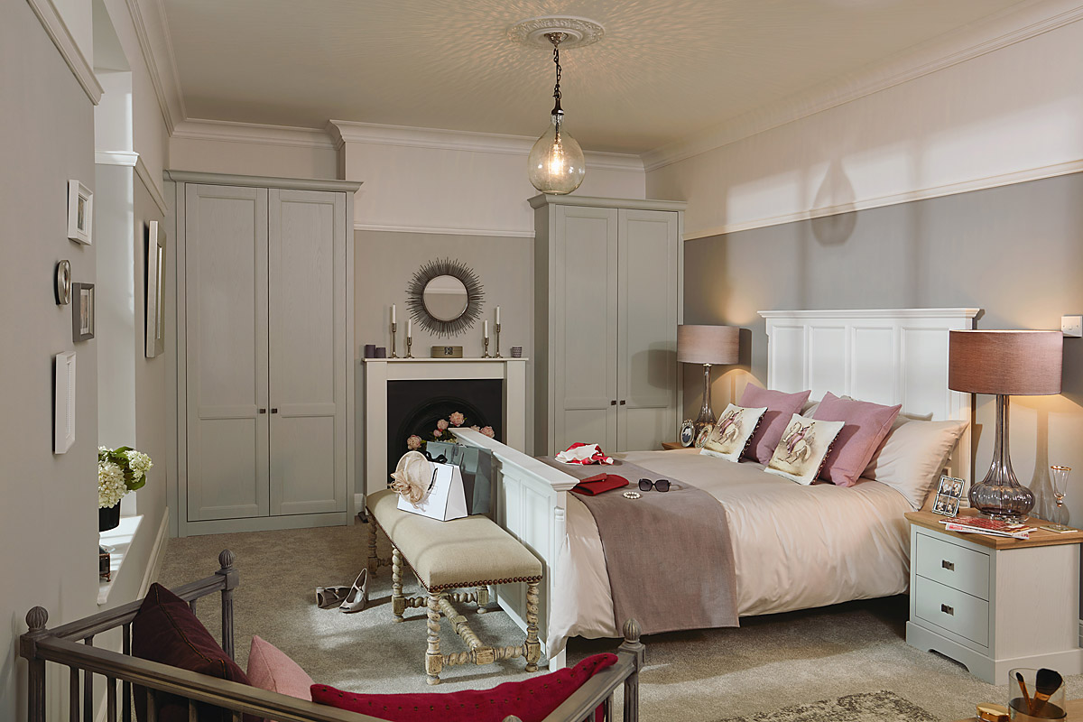 Chapter-Partridge-Grey-WITH-GRADE-1 Classic Bedroom Collection