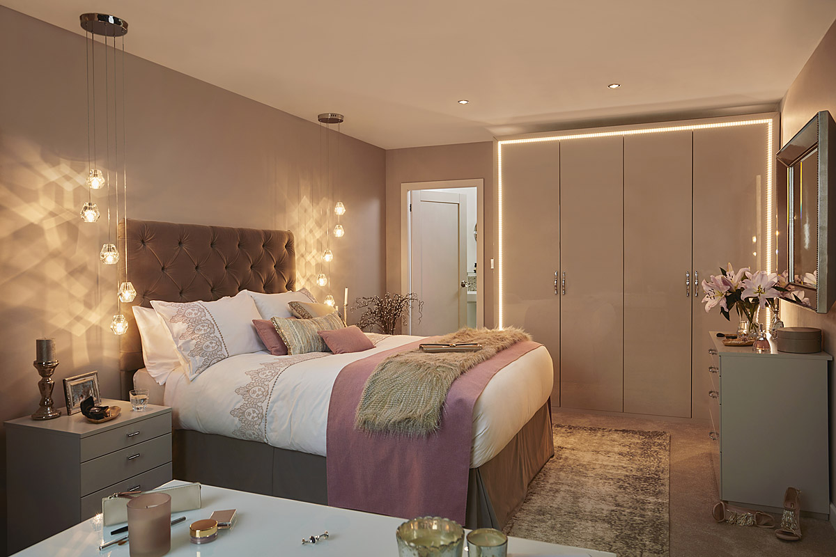 Parity-Gloss-Cashmere-WITH-GRADE-6 Modern Bedroom Collection